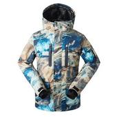 Мужские сноубордические куртки