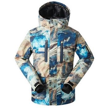 Мужские сноуборд куртки