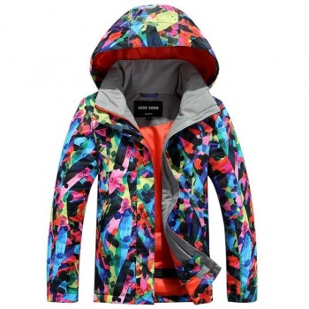 Children ski jacket D1701-1