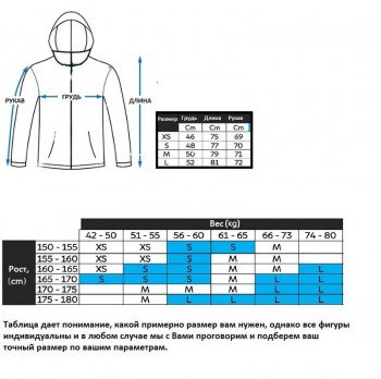 Size-Woman-Jacket-Gsousnow23