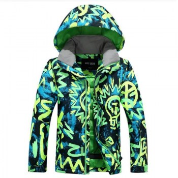 children ski jacket D1702-195