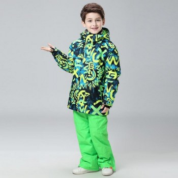 children ski jacket D1702-288