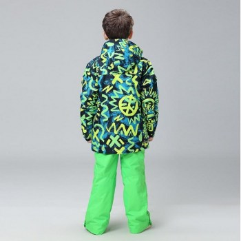children ski jacket D1702-386