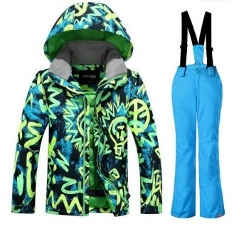 children ski jacket D1702-417