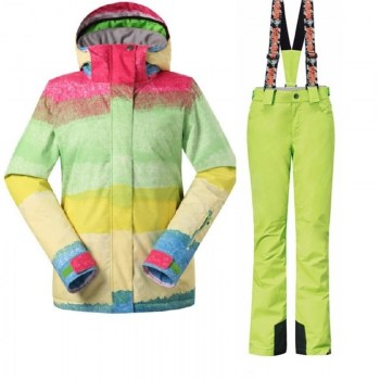 ski jacket women vn1701-1